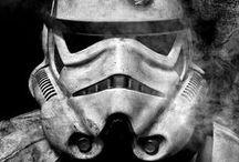 Star Wars / A long time ago, in a galaxy far,far away…