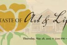 A Taste of Art & Life / A Spring Fundraising Event of the Arts Council of Greater Lansing