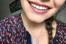 Rouge à lèvres Rose Vintage Nacré - Certifié bio / Un des 9 rouges à lèvres de la nouvelle collection automnale !