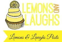 Lemons and Laughs Posts / round ups, reviews, lists