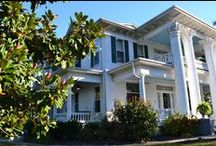 Southern Spaces / Southern homes, old and new