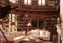 Indoors, Study/Library