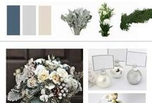 Wedding Ideas / A collection of themed wedding ideas, that highlights creative flower use!