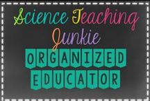Organized Educator / Ideas, Strategies, Organizational Techniques, Technology, and Educational Resources