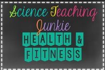 Health & Fitness / Ideas for a healthier, more fit version of myself