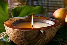 Candles / by Deborah Nanney