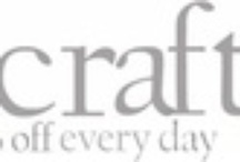 Hobby ~ crafts / All kinds of crafty things!! :) I am all over the board with crafts, I mostly love everything to do with home decor. At the moment I am mason jar crazy!!   Please note, nothing That I've pinned were made by me. I credit the maker. if you see something I've pinned that you created & want it removed, please let me know and I will promptly do so. / by Maranda - Maraby Designs