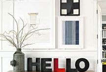 Home Dec / Things I have or would love to have in my home! / by Sheri Thomasson