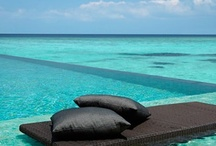 Hotels I could live in / A personal selection of the most espetacular hotels in the globe.