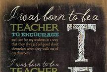Teacher stuff / by Heather Lynne