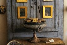 Bottoms Up Antique Market - Decorating With Antiques / by Gwen McClure