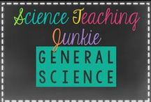 General Science / Resources that incorporate multiple branches of science or basic middle school science stuff