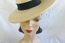 Vintage Accessories - Hats, gloves & purses / Vintage hats, gloves and purses - Accessorize your life!