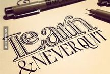 Type/Lettering