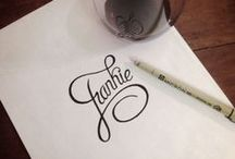 More than Mayo loves... handlettering / Gorgeous handwritten letters, words and sentences