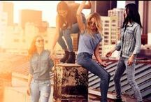 Discover Denim  / New collection SS14 Denim  New Look  / by New Look