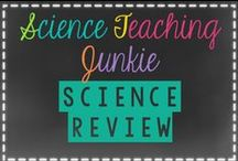 Science Review / Creative review games and activities
