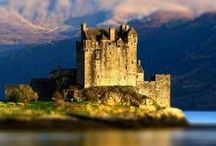 Scotland Treasures / Best tips of Scotland on a map