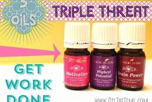 Essential oils /   / by Melani Hoehing