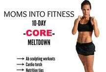 Core Challenge / FREE 10 Day Core Challenge with Ab sculpting workouts, Cardio Torch, Nutrition tips and more. Follow the board and check back daily to get your workout. You can start anytime!