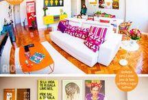 Cafofos Remobília / As casas e cantinhos que a gente publica no blog, cheias de ideias criativas e inventivas para você se inspirar.