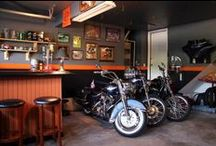 Biker Man Cave Ideas / by Cycle Trader