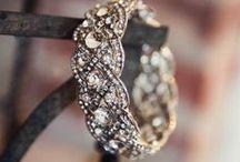 Unique Wedding Bands / Unique, antique, vintage, and elegant wedding rings.