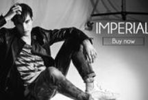 IMPERIAL MEN S/S 2015 / NEW COLLECTION IMPERIAL MEN