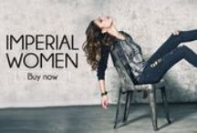 IMPERIAL WOMEN S/S 2015 / NEW COLLECTION IMPERIAL WOMEN