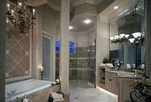 Luxurious Bathroom Retreats / Luxurious spas you'll never want to leave.