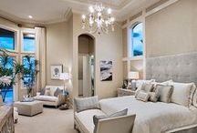 Master Bedroom Suites / Ultimate master bedrooms and features to create a comfortable luxury master retreat.