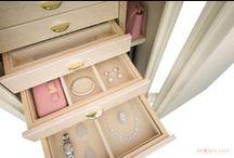 Jewelry Storage / Jewelry storage ideas to organize and protect your jewelry collection.