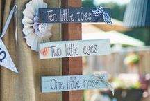 My Bestie is Having a Baby / Baby Shower Ideas  / by Charlene Coughlin