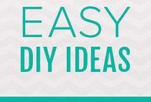 DIY Home Improvements / DIY home decor/improvement ideas, tips, tricks. Stuff I might actually do.