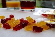 Bio-Bärchen von SOBO Naturkost / Bio-Gummibärchen, Fruchtsaft-Bärchen, Cola-Fläschchen, veganes Weingummi von SOBO Naturkost