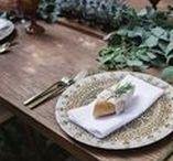 Tablescapes / Beautiful Tables and Place Settings
