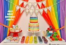 Party Dreams / Party decorations, cakes, ideas... / by J Selep