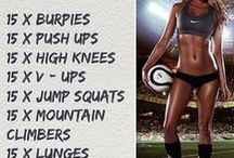 Health & Fitness / by Jessica Morrissey