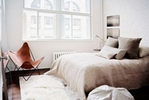 BEDROOMS / by the style files