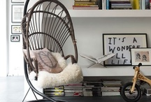 inspiring interiors / by the style files
