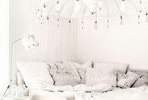 Bedroom / by LIVSGLITTER ❥