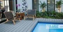 Eva-tech Residential Decks / Beautiful residential projects that Eva-tech composite decking have worked on over the years. http://www.eva-last.co.za