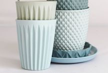Kitchen dreams / Kitchen, white, oak, grey, scandinavian, modern, light, wishbone chair Hans Wegner, Eames chair,