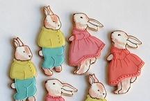Decorated cookies / by Patti Umlauf