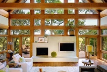 Interiors / Although our Eva-tech products are mainly used outdoors - we love to get ideas on what designs happen indoors. http://www.eva-tech.com/en/