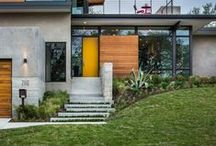 Exteriors / Some amazing ideas on what one can do with your outdoor space. http://www.eva-tech.com/en/