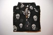 Fashion/Style / Dark/Lace/Velvet/Black/Skulls/etc / by Molly Baber