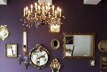 Ideal Home / Ornate/Victorian/Eclectic/Dark/Bohemian/Framed/Curiosities/etc / by Molly Baber