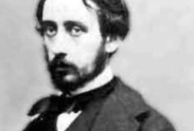 Edgar Degas / French Impressionist known for painting, sculpture, printing, & drawing; 1834-1917.  Degas is the eight most popular artist of all time. / by Lee Ann Mills