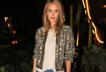 Rosie Huntington-Whiteley / by Ai Leen A